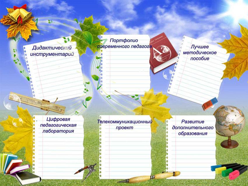 Гадор: потрфолио учителя русского языка и литературы